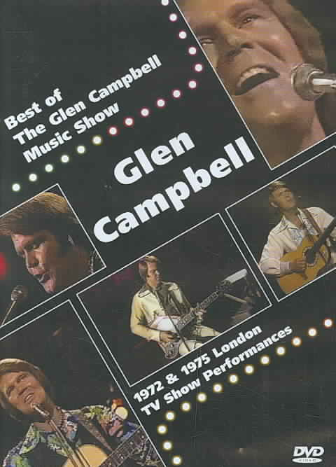 BEST OF THE GLEN CAMPBELL MUSIC SHOW BY CAMPBELL,GLEN (DVD)